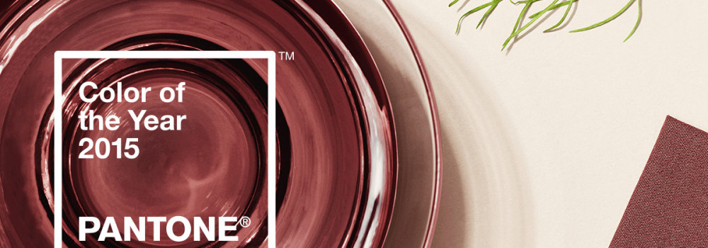 Marsala : Color of the Year